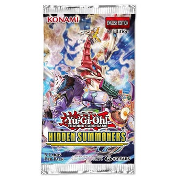 Yu-Gi-Oh! - Hidden Summoners Booster Pack