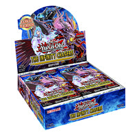 Yu-Gi-Oh! - The Infinity Chasers Booster Box (24 Booster Packs)