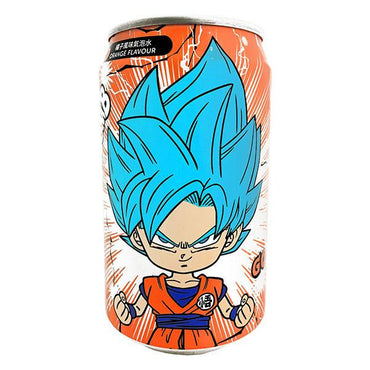 Dragon Ball Super-Goku-Sparkling Water- Orange Flavour