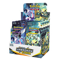 Pokemon-Sun & Moon 10: Unbroken Bonds - Theme Deck- Zeraora