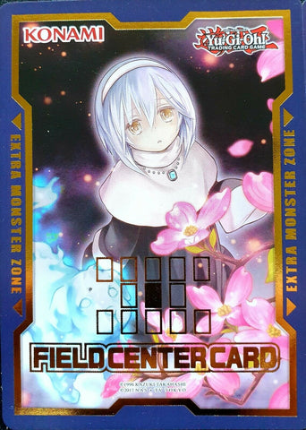 Yu-Gi-Oh! Ghost Sister & Spooky Dogwood Field Centre