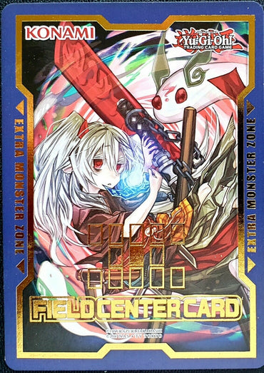 Yu-Gi-Oh! Ghost Ogre & Snow Rabbit Field Centre