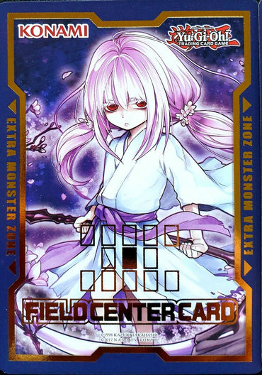 Yu-Gi-Oh! Ghost Reaper & Winter Cherries Field Centre