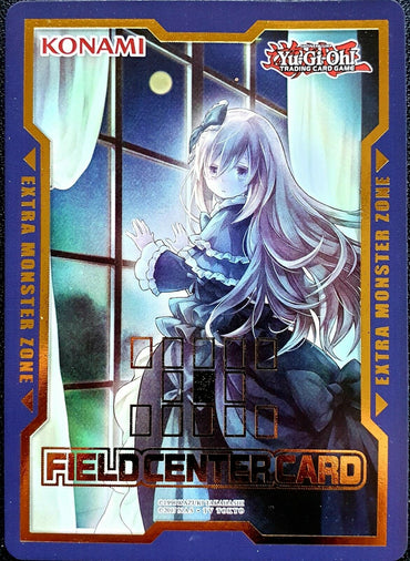 Yu-Gi-Oh! Ghost Belle & Haunted Mansion Field Centre