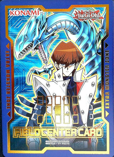 Yu-Gi-Oh! Seto Kaiba & Blue Eyes White Dragon Field Centre