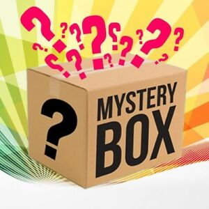 Pokemon Mystery Box!!!