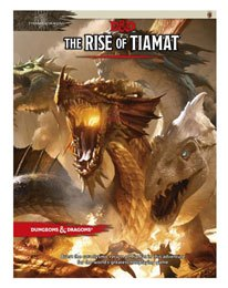 Dungeons & Dragons RPG Adventure Tyranny of Dragons - The Rise of Tiamat