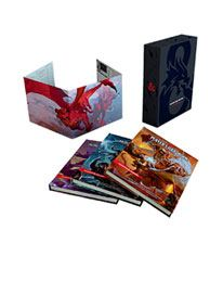 Dungeons & Dragons RPG Core Rulebooks Gift Set