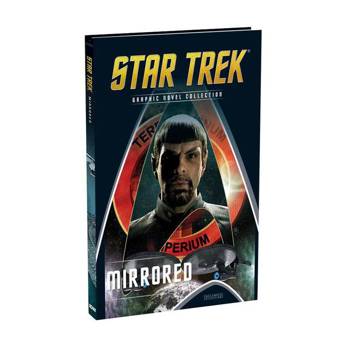 Star Trek Graphic Novel Collection Vol. 17: Mirrored Case