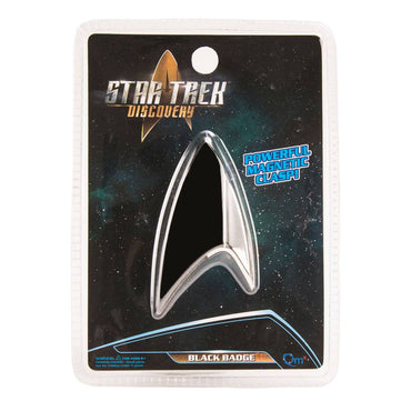 Star Trek Discovery Replica 1/1 Magnetic Black Badge