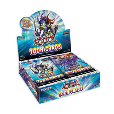 Yu-Gi-Oh! - Toon Chaos Booster Box Unlimited Edition