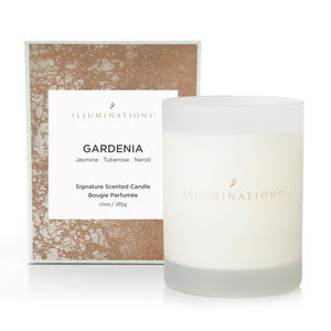 Gardenia Signature Scented Candle