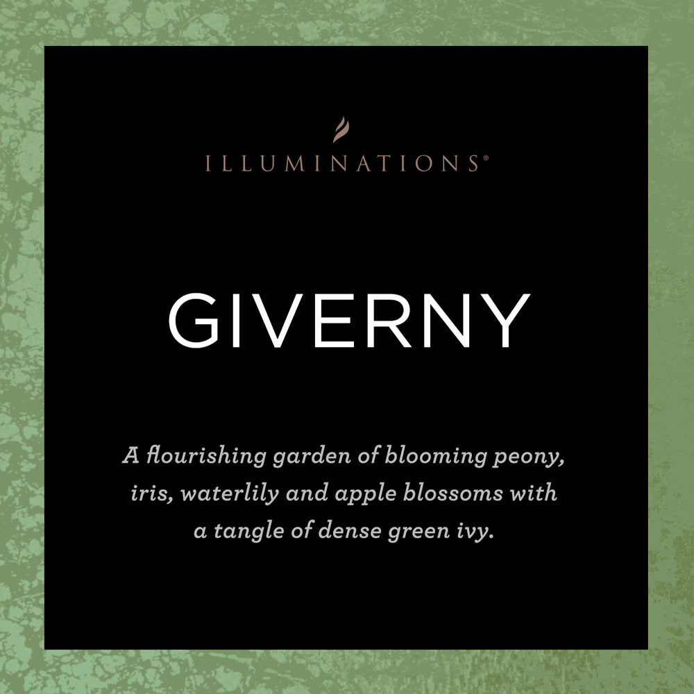 Giverny Signature Scented Candle