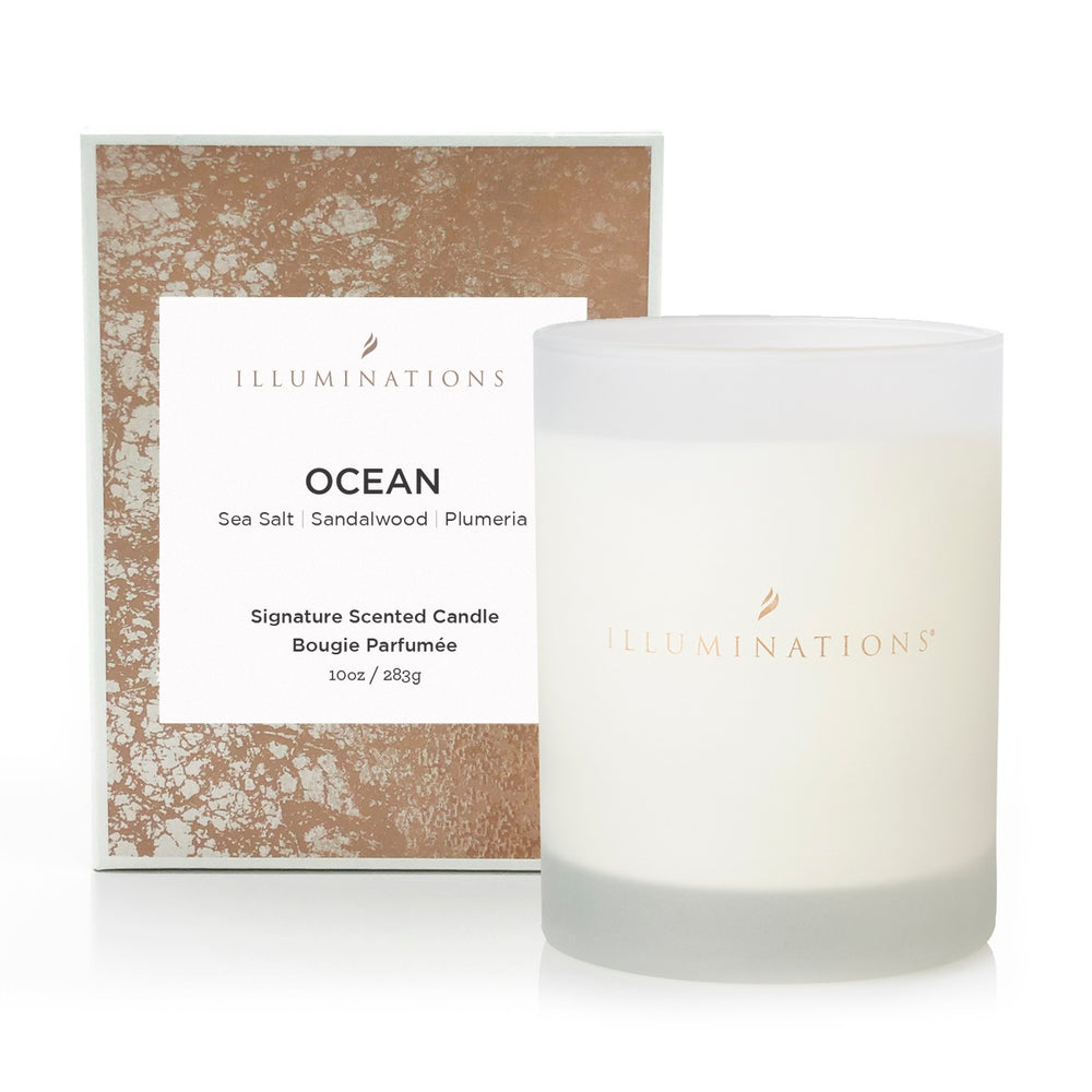 Ocean Signature Scented Candle