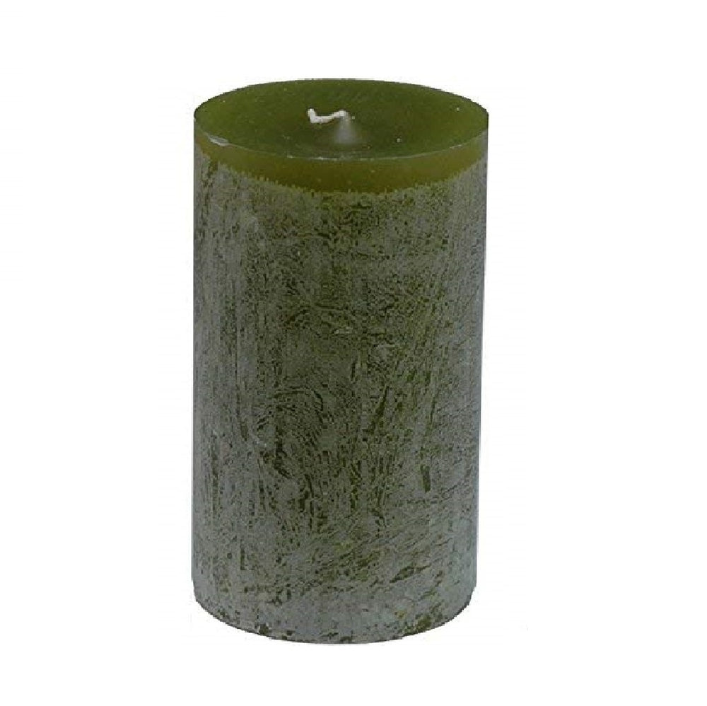 "Vance Kitira Timber Pillar 3.25x6"" - Moss"