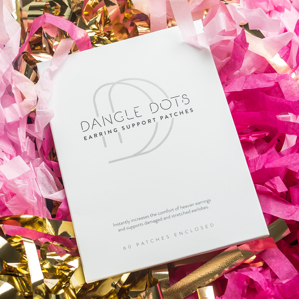 Dangle Dots Support Patches (60 Patches)