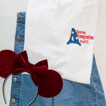 Imagination Embroidered Tee