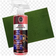 Autospa® Premium Super Interior Cleaner -Protectant & Air Freshener and Odor Eliminator with Scrubber