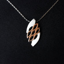 Load image into Gallery viewer, Wave Silver Pendant-GIVA Jewellery