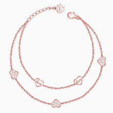 Load image into Gallery viewer, Rose Gold Love Bracelet