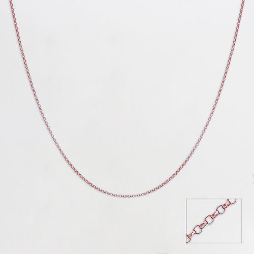 Rose Gold Classic Link Chain