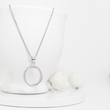 Load image into Gallery viewer, Silver Forever Pendant