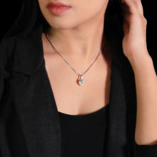 Load image into Gallery viewer, Nature Soul Pearl Pendant With Link Chain