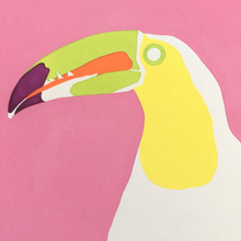 Load image into Gallery viewer, 'Gerry' the Keel-billed Toucan