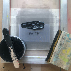 Faith - Relish Art Studio