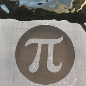 Pi Symbol - Relish Art Studio