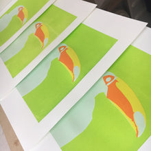 Load image into Gallery viewer, 'Stan' the Toco Toucan - Relish Art Studio