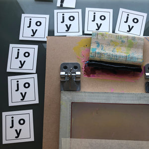 Joy - Relish Art Studio