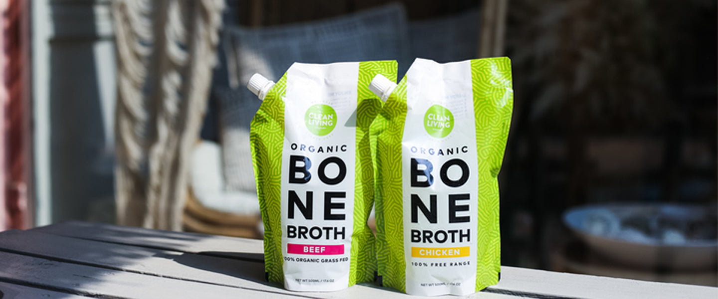 Bone broth for your health