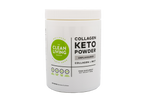 PROMO - Keto Collagen Powder (MCT Blend), Unflavoured - 340g