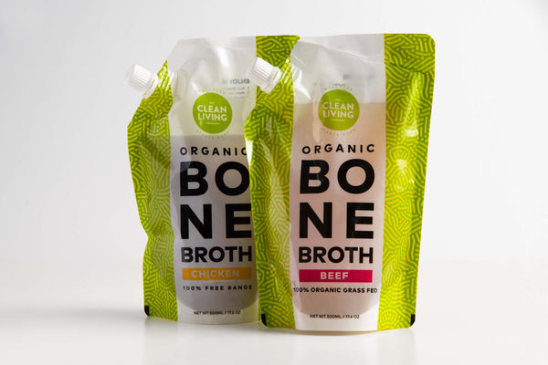 Bone Broth - One Week Supply