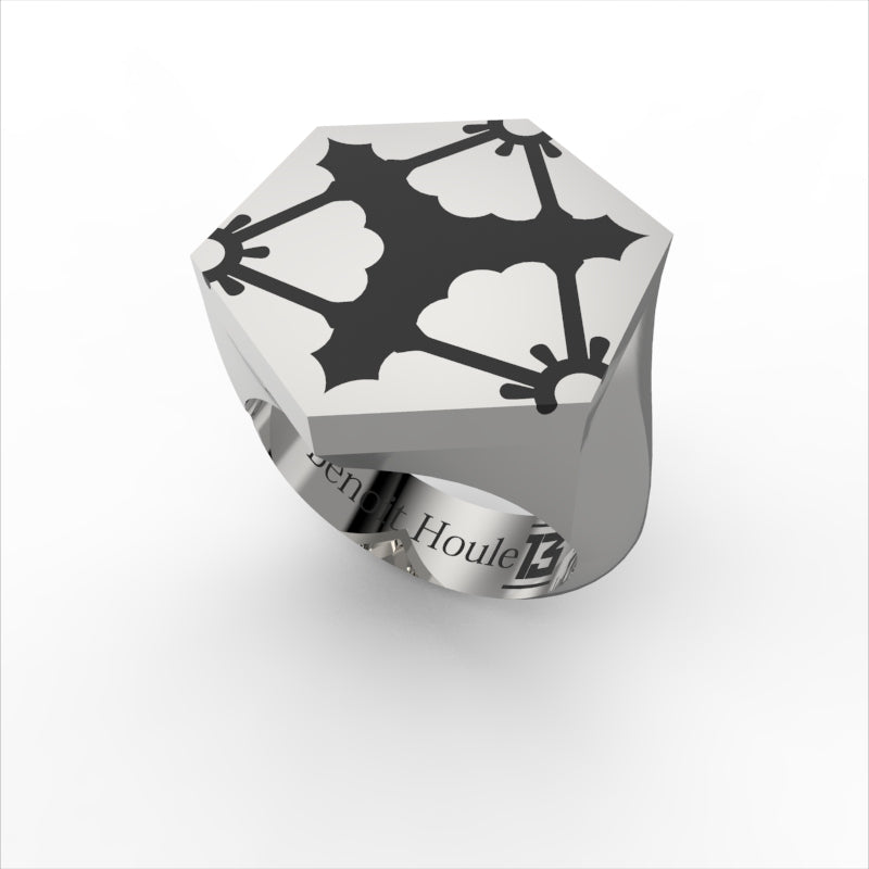 Bague Collection-J No.17