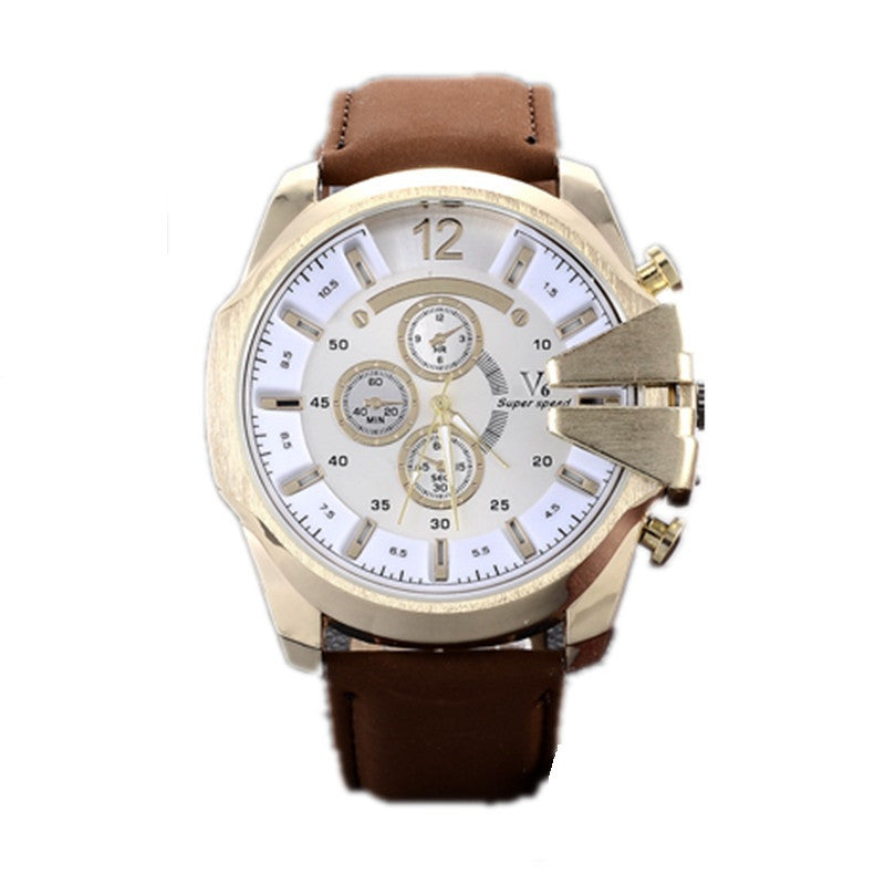 V6 Watch Men Wrist Watch