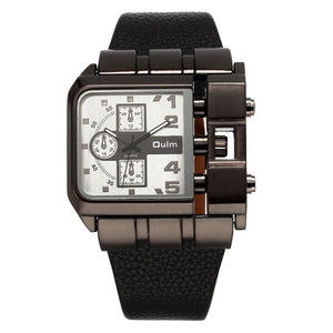 Square Quartz Watch