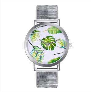 Mesh Band Leaf Analog