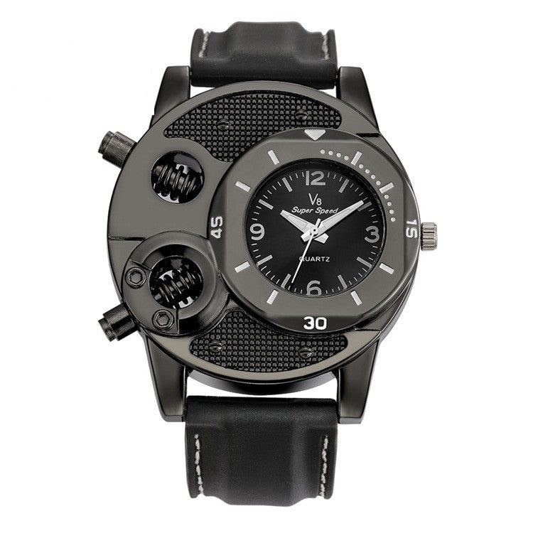 Leisure Screw Men's Watch