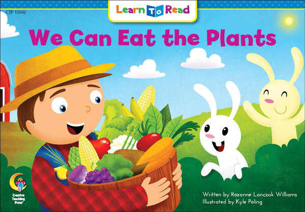 We Can Eat the Plants