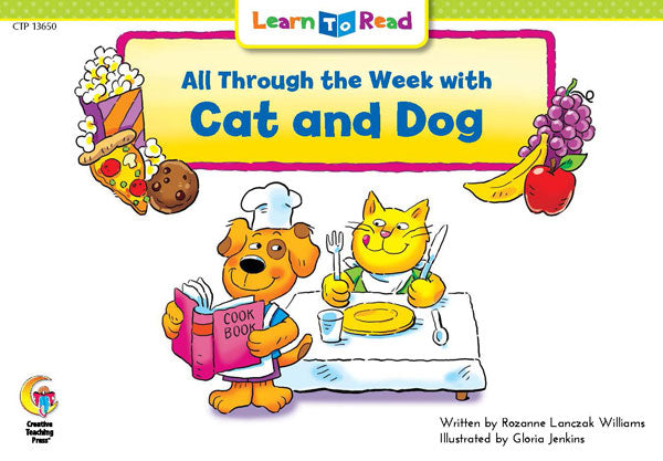 All Through The Week with Cat and Dog