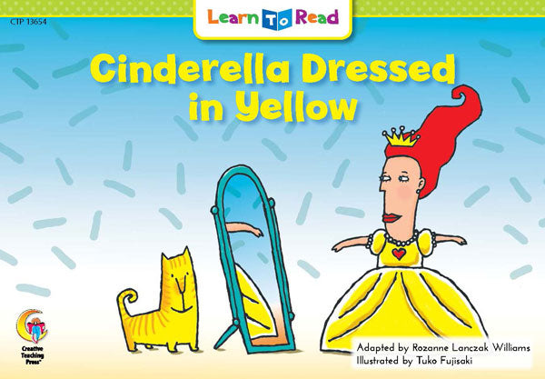 Cinderella Dressed in Yellow