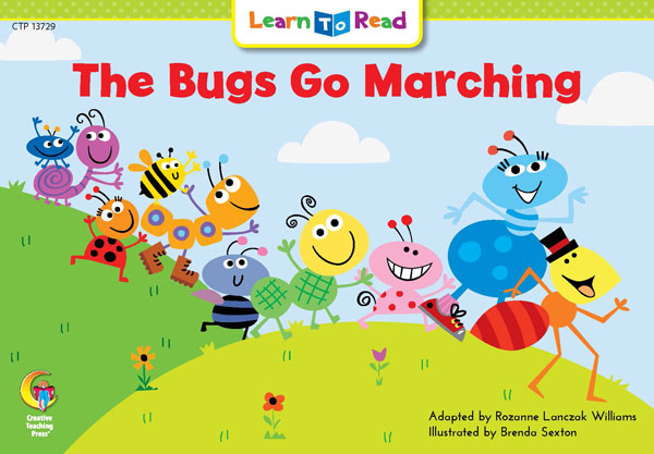 The Bugs Go Marching