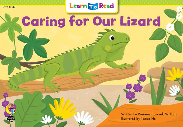 Caring for Our Lizard