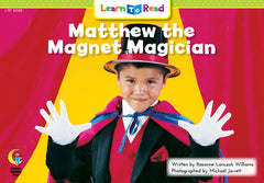 Matthew the Magnet Magician