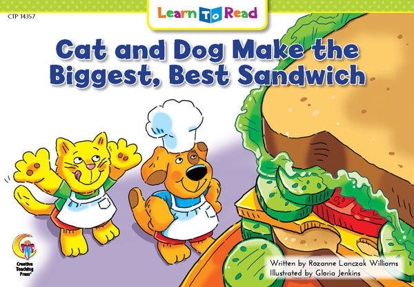 Cat and Dog Make the Biggest, Best Sandwich