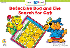 Detective Dog and the Search for Cat