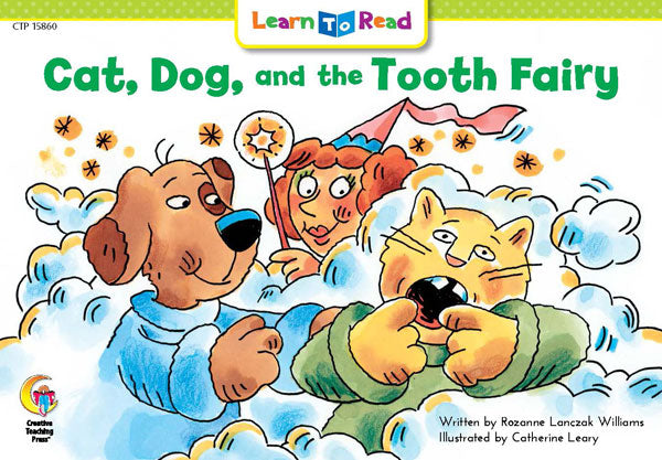 Cat, Dog and the Tooth Fairy
