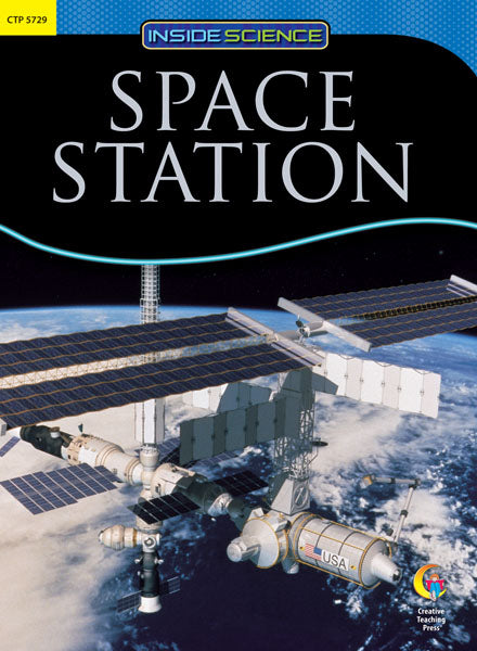Space Station Nonfiction Science Reader